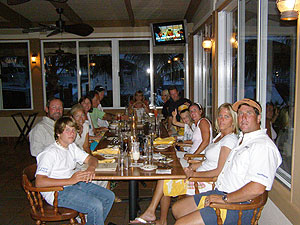 2008 Lost River Bahamas Dinner Party
